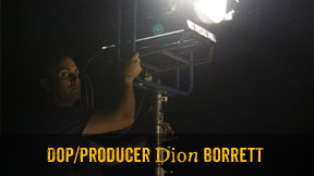 Dion Bortell - DoP/Producer